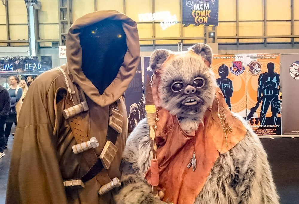 Comic Con Birmingham – A Family Adventure 1