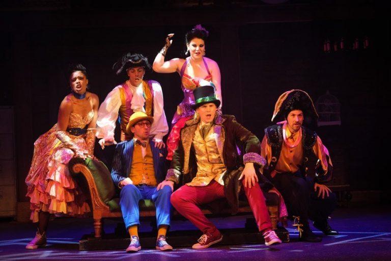 Around The World In 80s Days – Grand Theatre Blackpool
