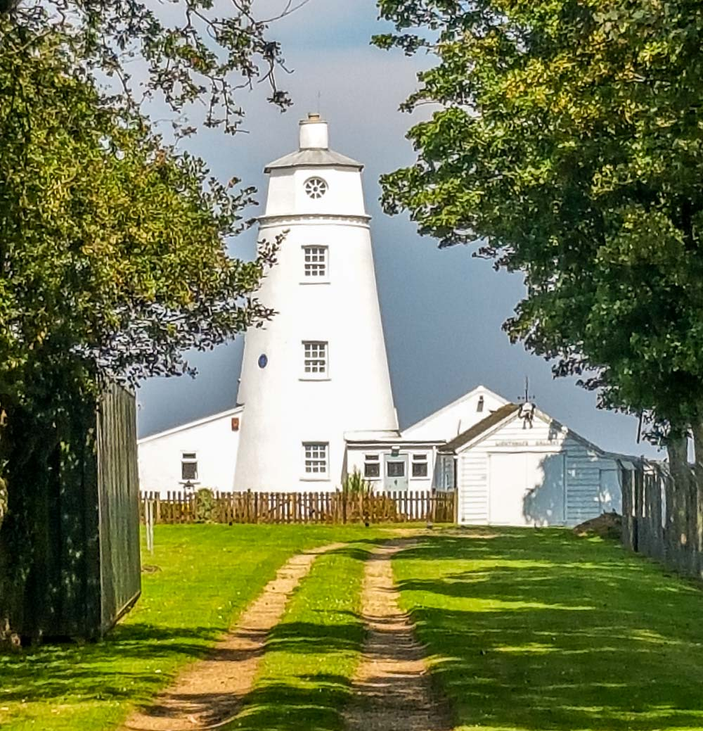 The Sir Peter Scott Lighthouse At Sutton Bridge 6