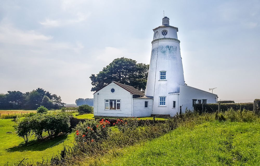 The Sir Peter Scott Lighthouse At Sutton Bridge 1