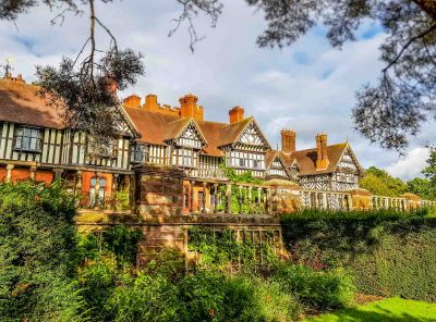 A Walk Around Wightwick Manor and Gardens