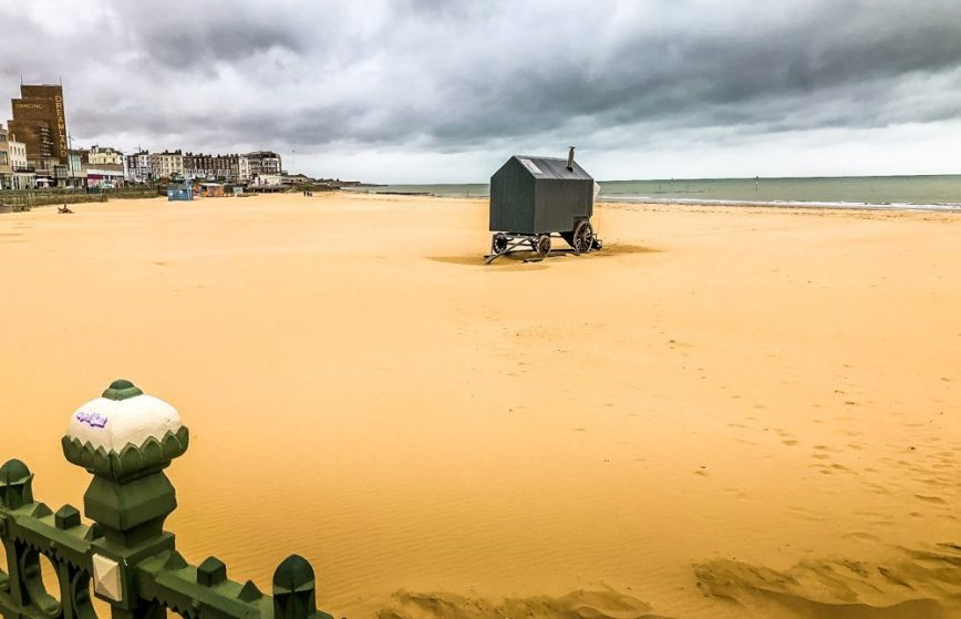 The Seaside Town of Margate And The Turner Contemporary Gallery