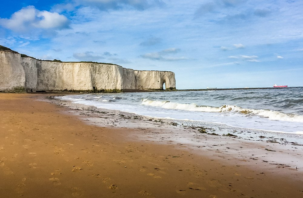 A Trip To The Beautiful Seaside Town Of Broadstairs 1