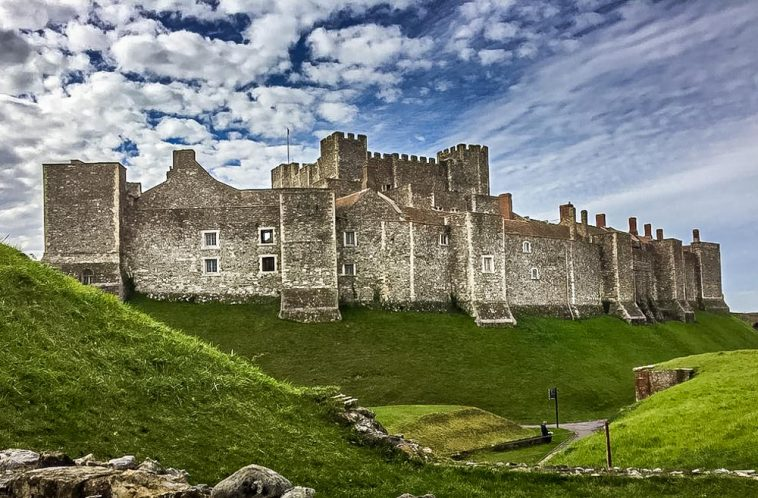 A Trip To The Magnificent Dover Castle in Kent