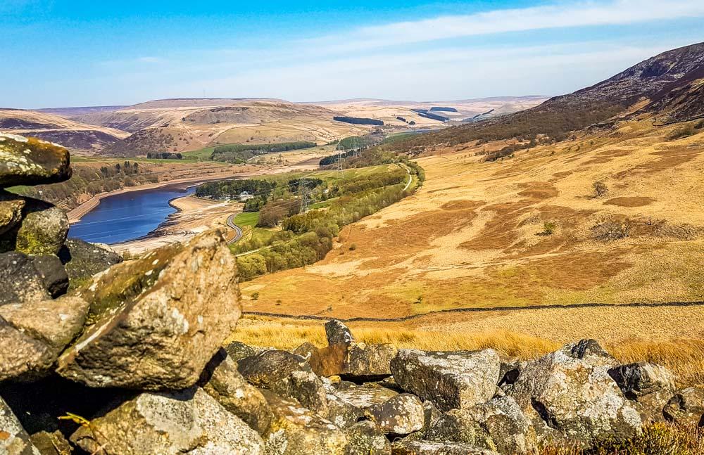 Walking-the-Pennine-trail Torside And Woodhead Reservoir Walks – North Derbyshire