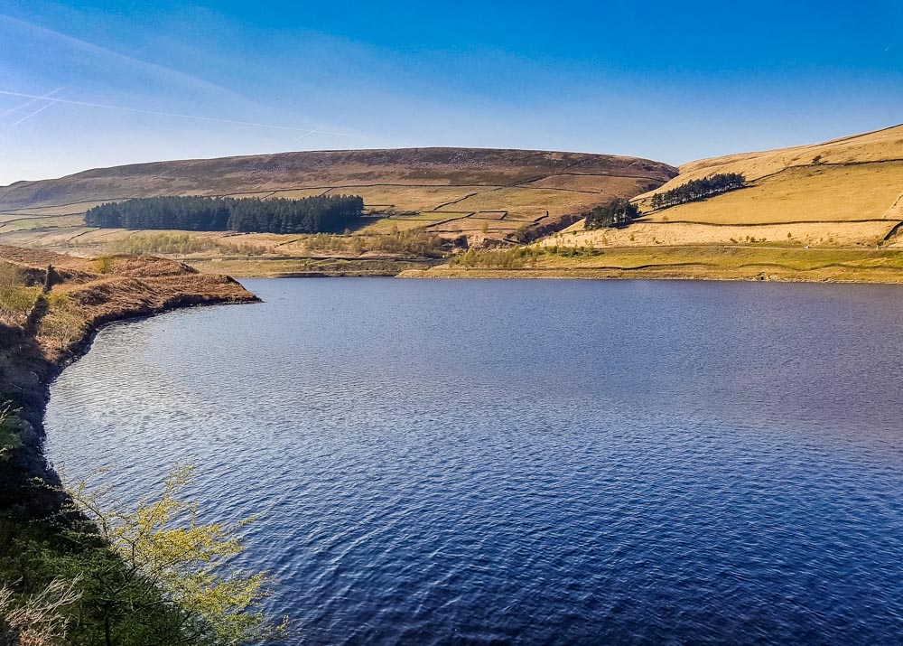 Woodhead-reservoir Torside And Woodhead Reservoir Walks – North Derbyshire