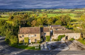 the blue lion Inn accommodation in Wensleydale