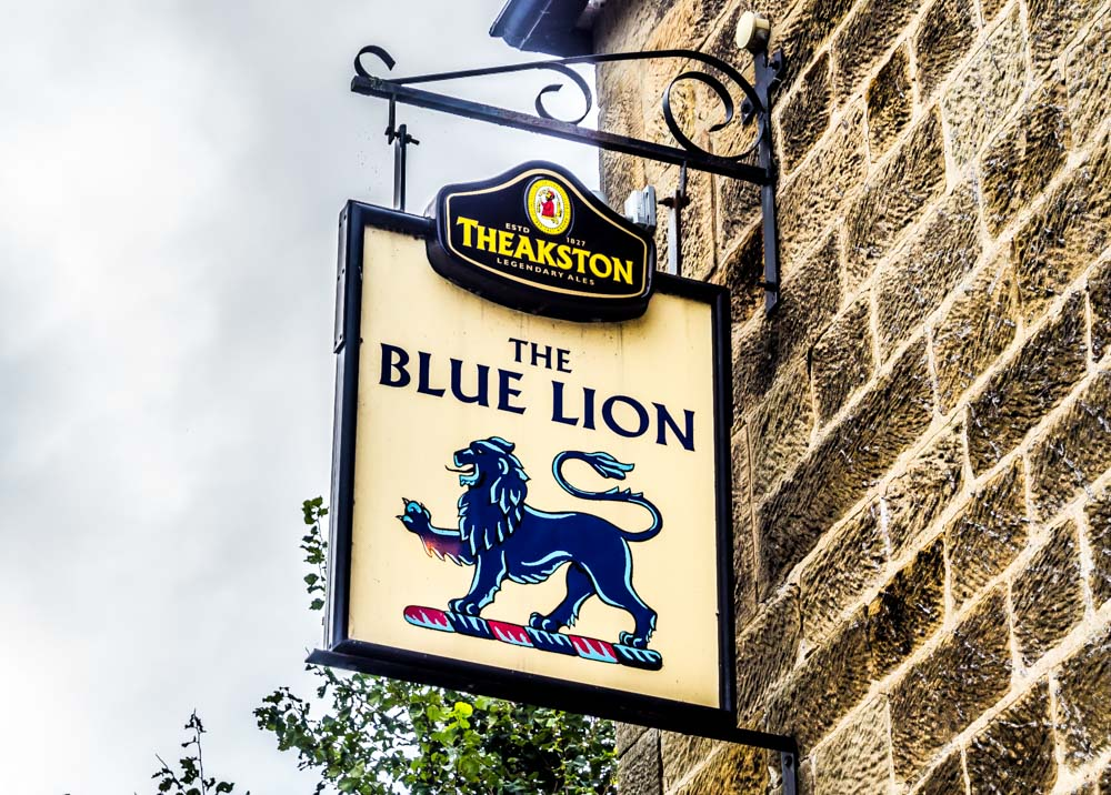 The Blue Lion Inn - Dog Friendly Bliss In Wensleydale