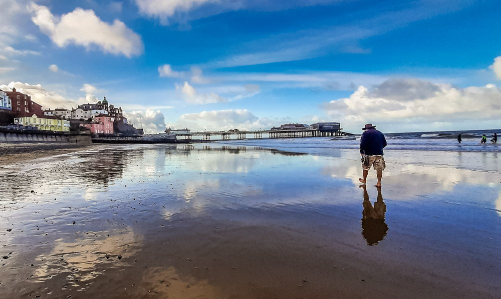 A Surprise Trip to Cromer – Norfolk Coast