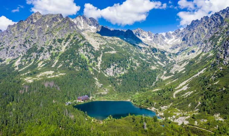 High Tatras - A Walk From Strbske Pleso to Popradske Pleso