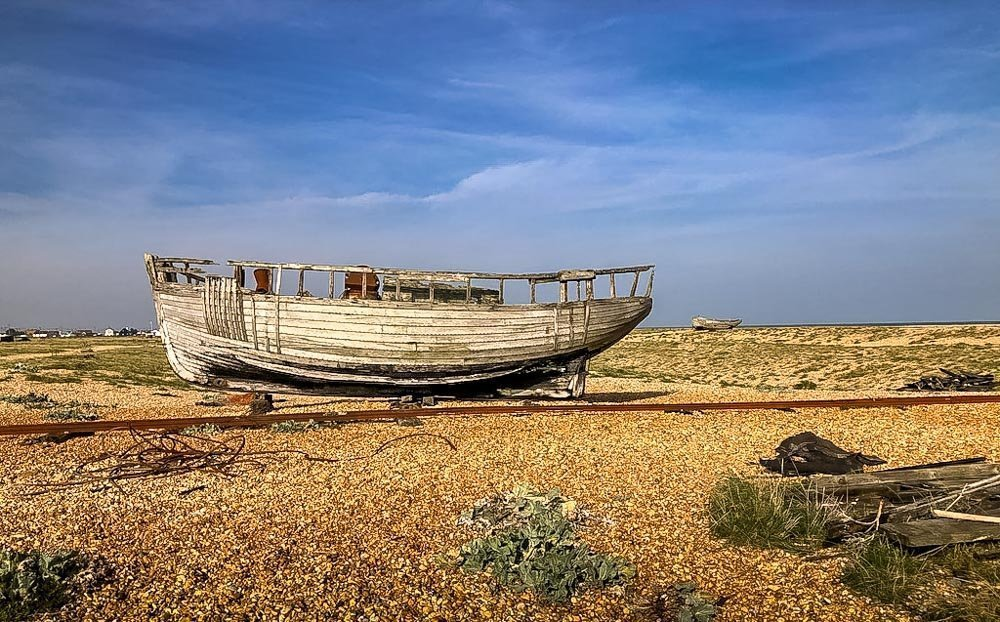Dungeness - The Stunningly Quirky, Unique Headland