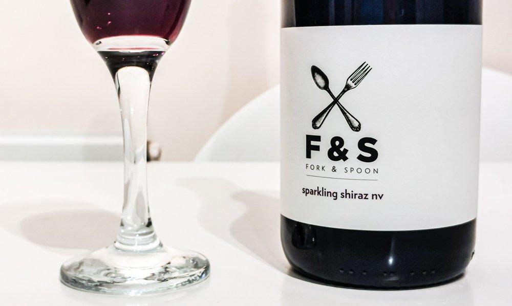 Fork & Spoon Sparkling Shiraz
