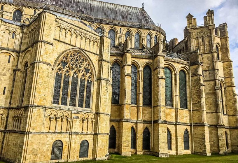 Canterbury Cathedral and Canterbury Tales