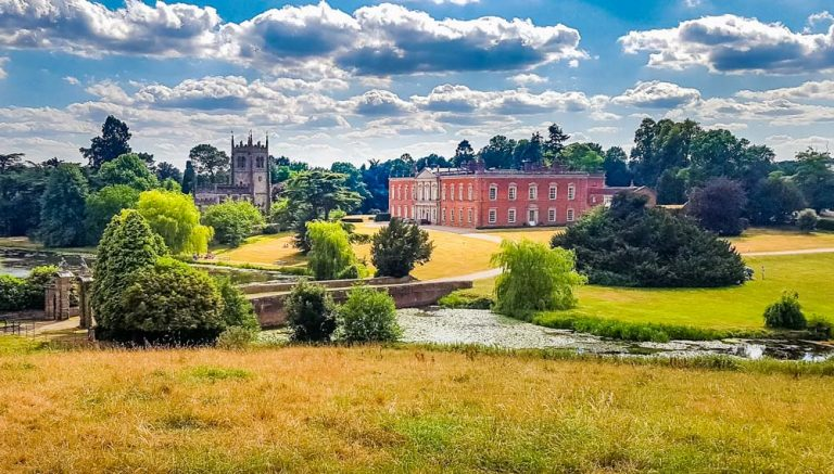 Staunton Harold Estate and the Ferrers Centre – Leicestershire