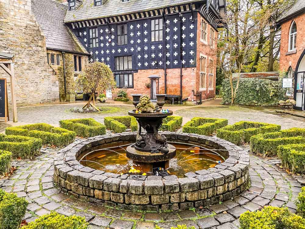 Samlesbury Hall - A Lovely Lancashire Delight