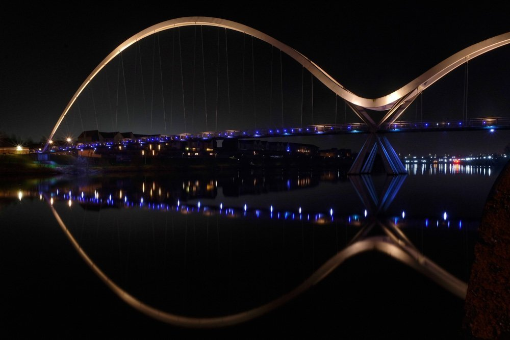 2020_0101_09092700-02 An Evening Visit to Infinity Bridge, Stockton on Tees