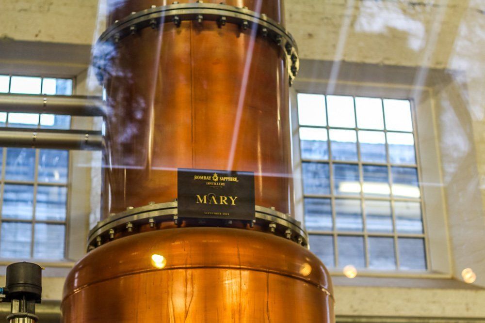 A Tasting Tour of Bombay Sapphire