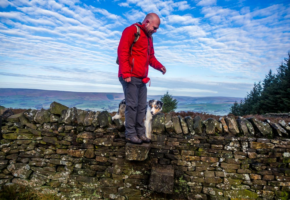 Longridge Fell - A Walk Up Britain's Most Southerly Named Fell
