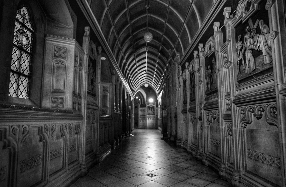 Ushaw - A Beautiful Historic House and Chapels