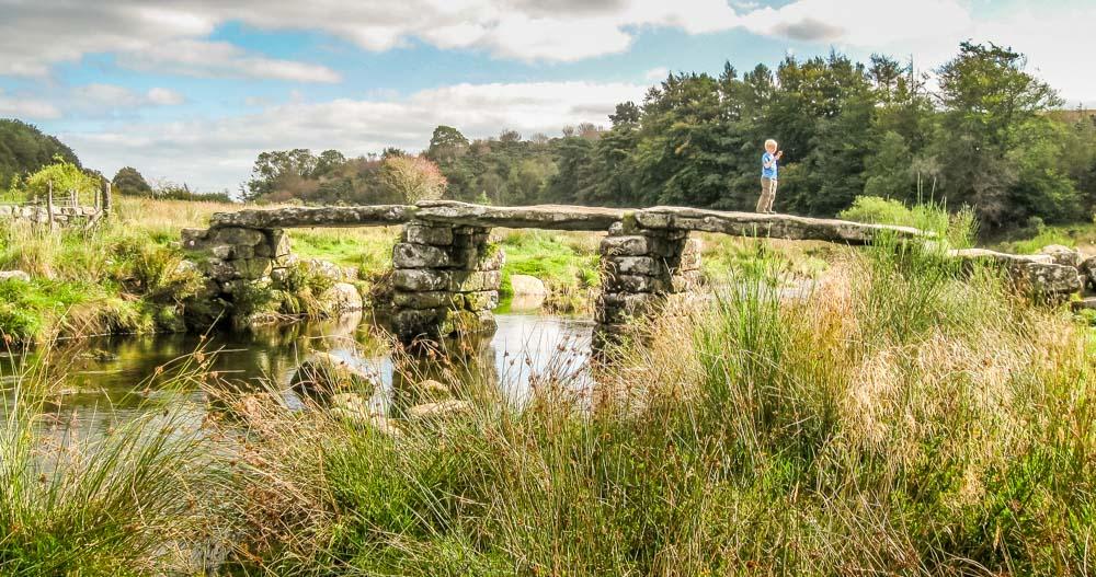 Stone Clapper Bridge