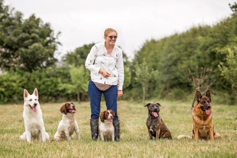 The Work and Passion Of a Dog Trainer & Behaviourist