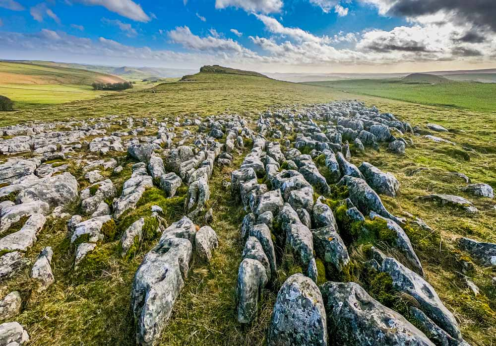 Parkhouse Hill - The Matterhorn of the Peak District