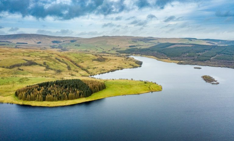 A Walk Around Stocks Reservoir In The Forest of Bowland