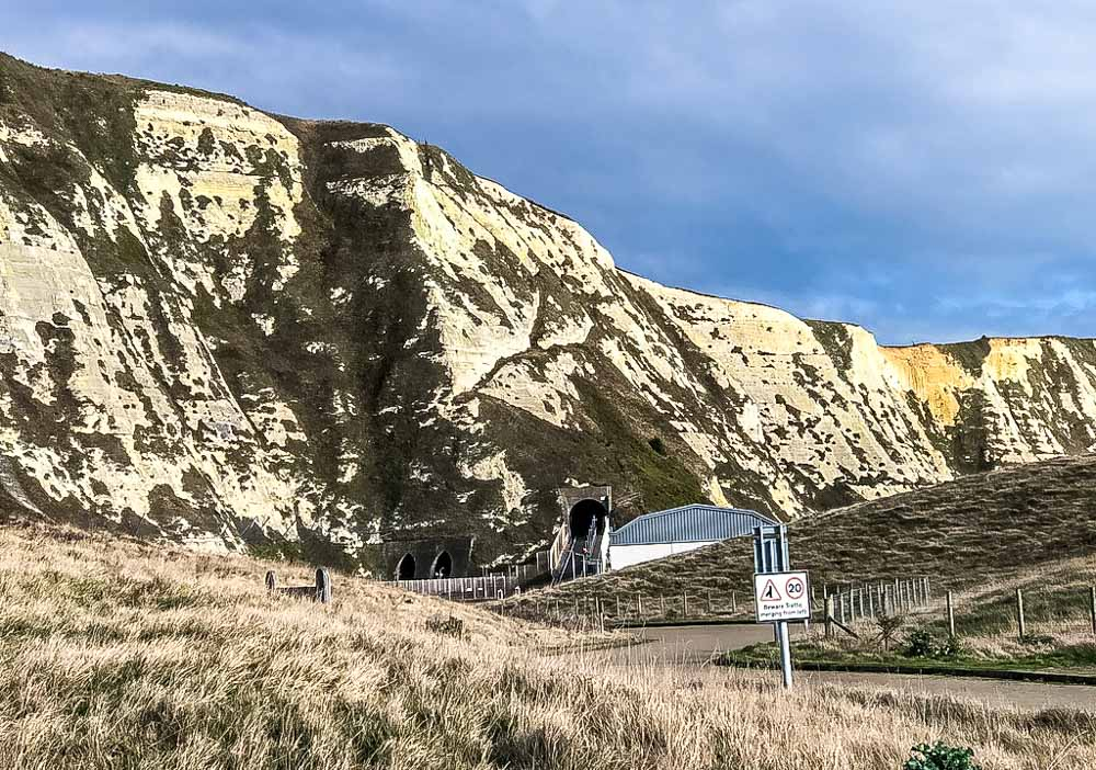 IMG_2630 Samphire Hoe - Through The White Cliffs of Dover to Kent's Reclaimed Land