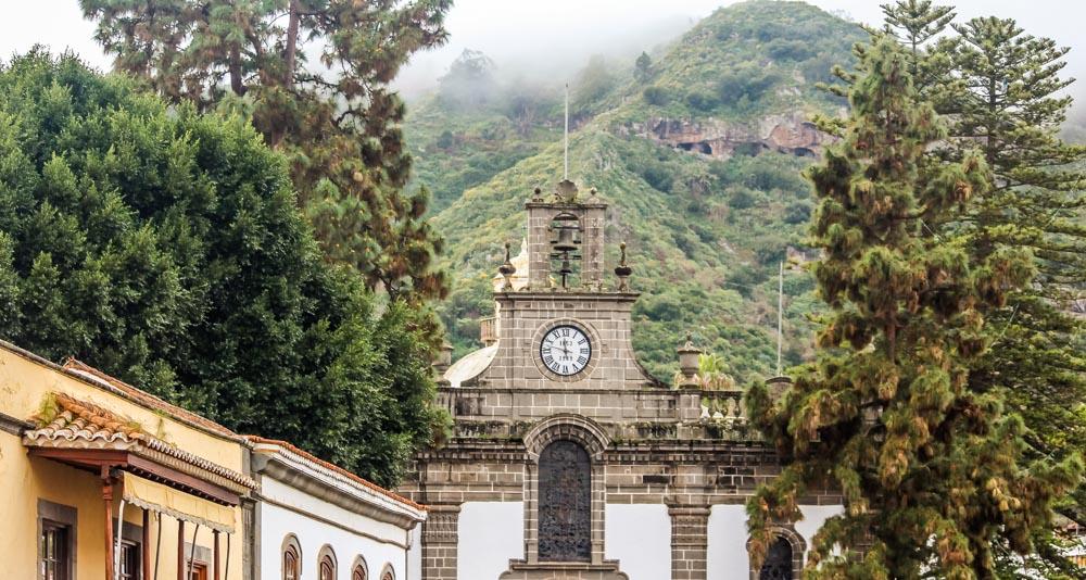 Teror - A Traditional Canarian Town, Gran Canaria