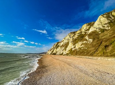 Samphire Hoe - Through The White Cliffs of Dover to Kent's Reclaimed Land