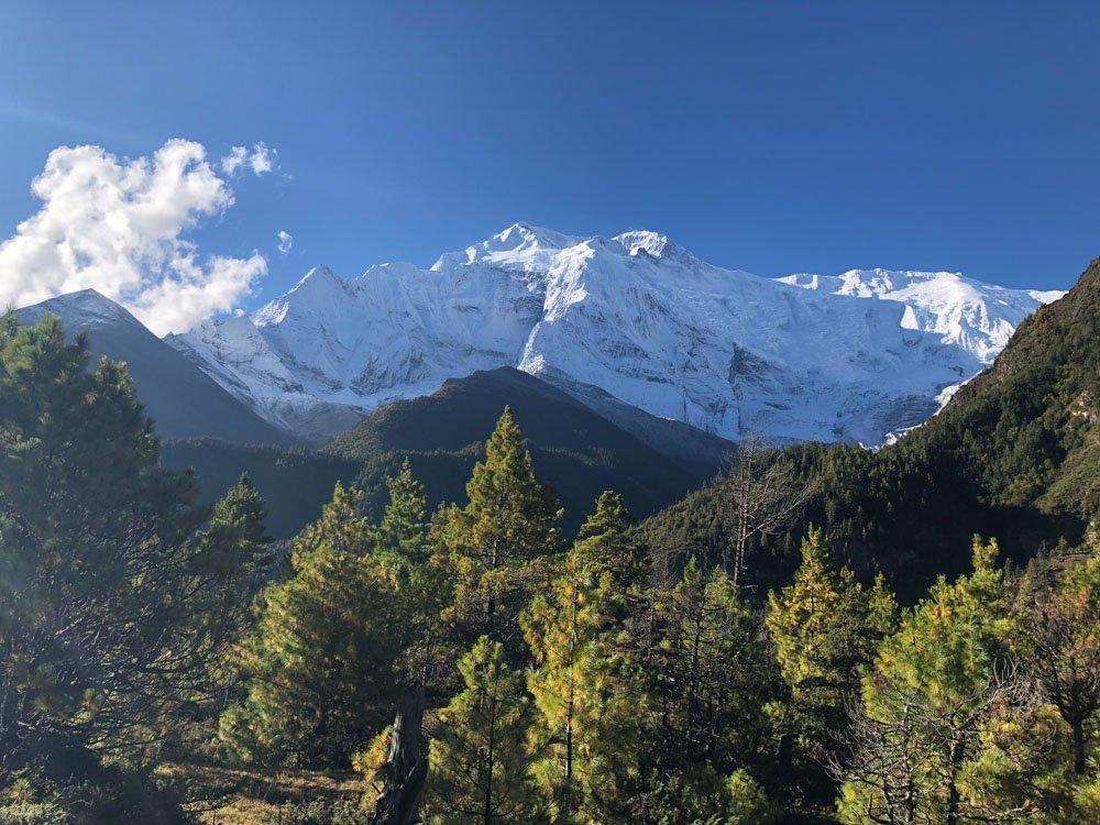 Annapurna Circuit, Nepal – Part II: Apple Pie to Beyond Acclimatisation