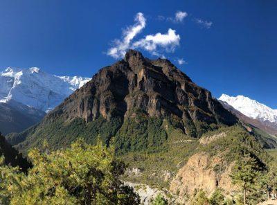 Annapurna Circuit, Nepal - Part I: Kathmandu to the Bhratang Apple Orchards