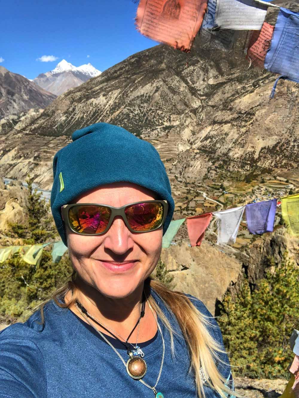 Annapurna Circuit, Nepal - Part II: Apple Pie to Beyond Acclimatisation