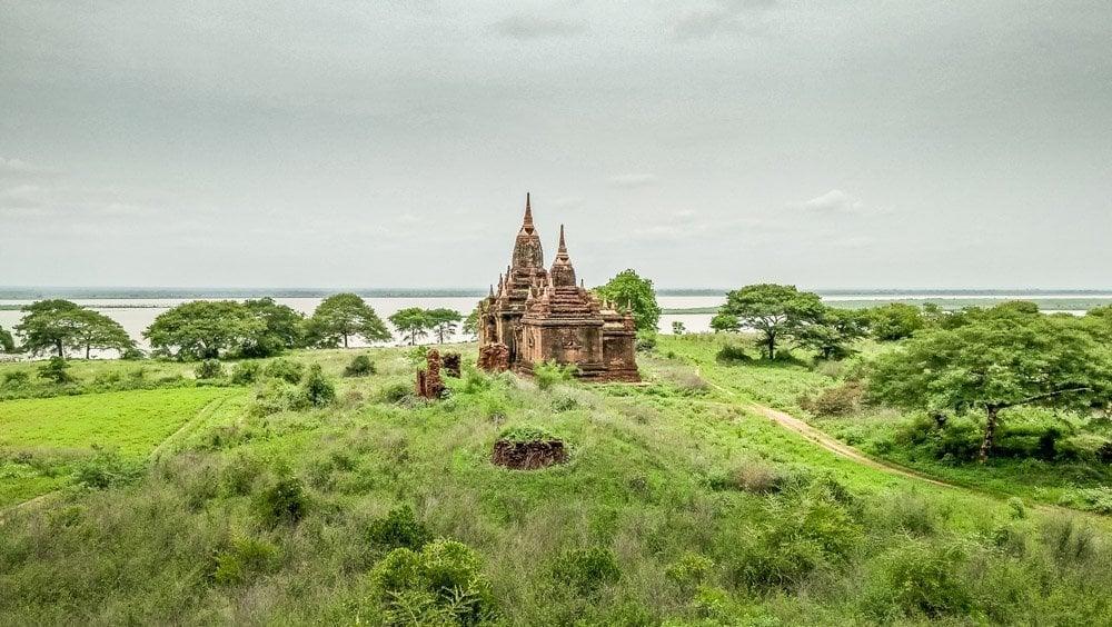 A Trip to Bagan, In The Mandalay Region Of Myanmar