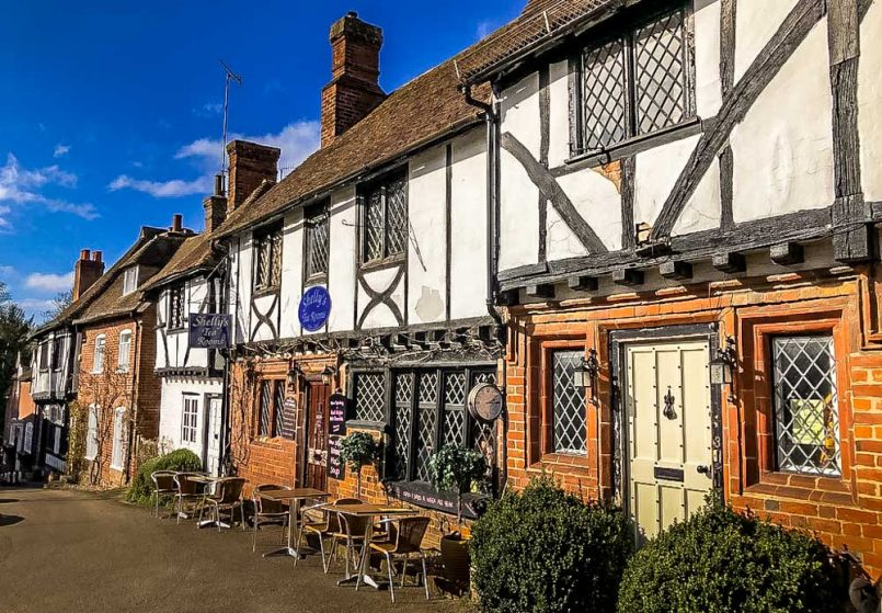 The Medieval Town of Chilham
