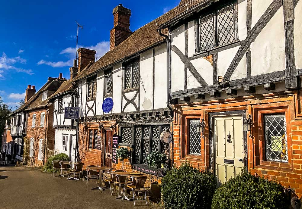 A Step Back in Time Around The Medieval Town of Chilham
