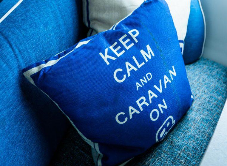 keep calm and caravan on