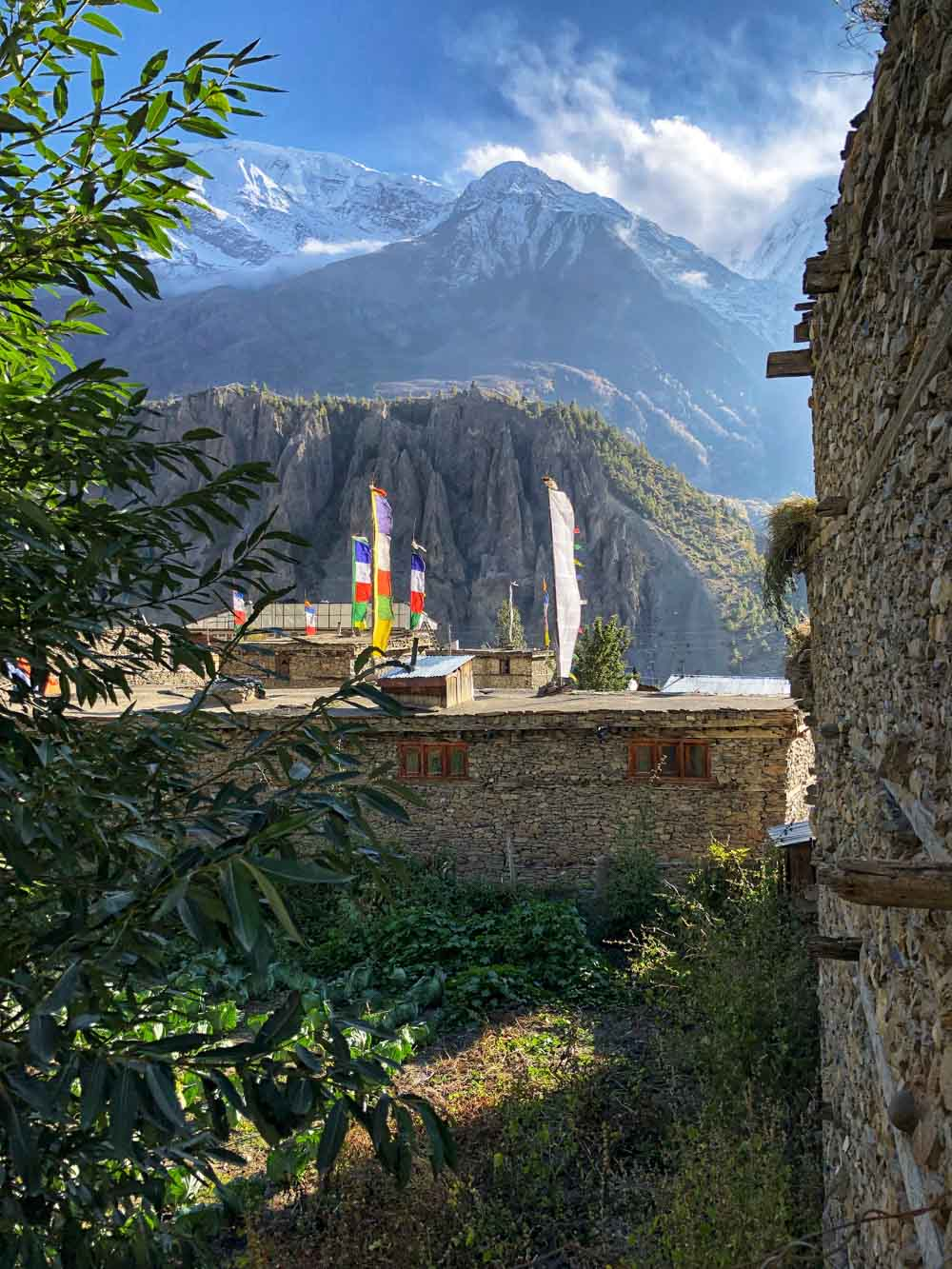 Manang-Backstreets Annapurna Circuit, Nepal - Part II: Apple Pie to Beyond Acclimatisation