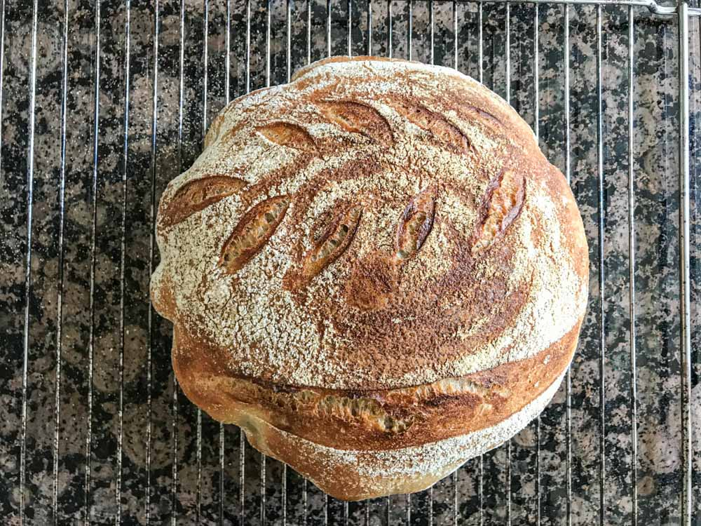 How To Make Sourdough Bread - A Beginner's Guide