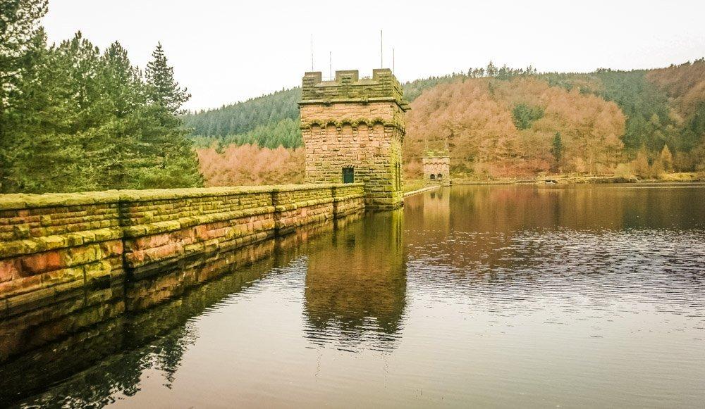 Memories Of The Dry Derwent Dam Reservoirs