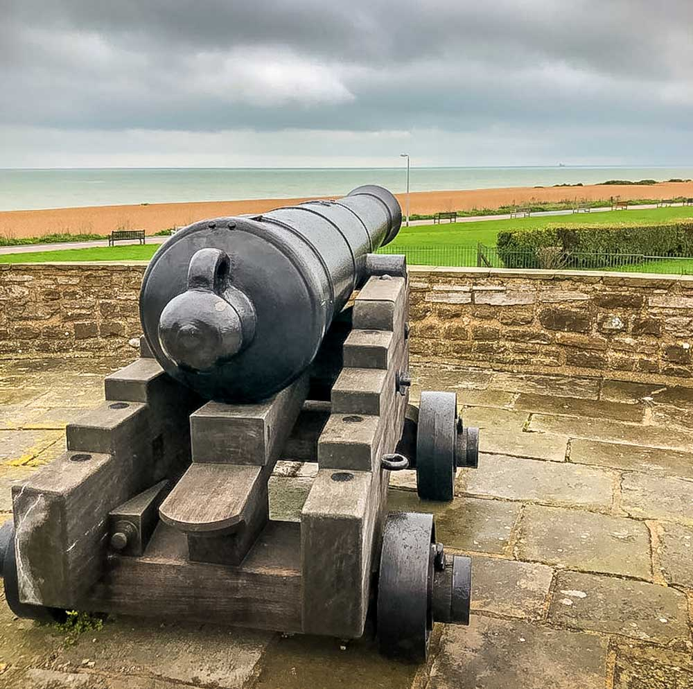 A Family Trip to Deal Castle
