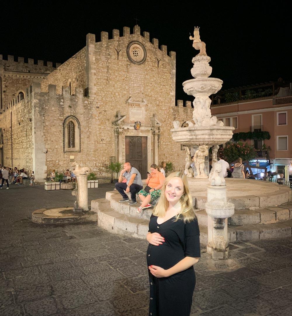 exploring Taormina