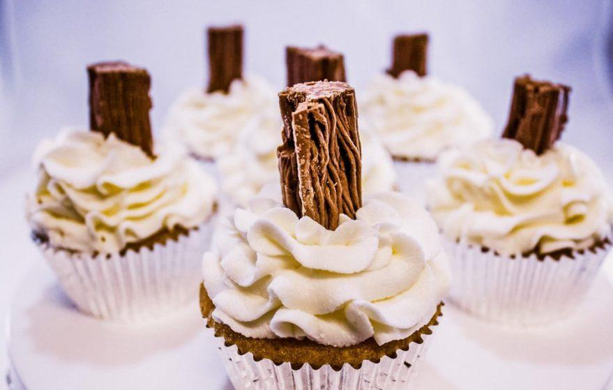 99 Style Vanilla Cupcakes Recipe
