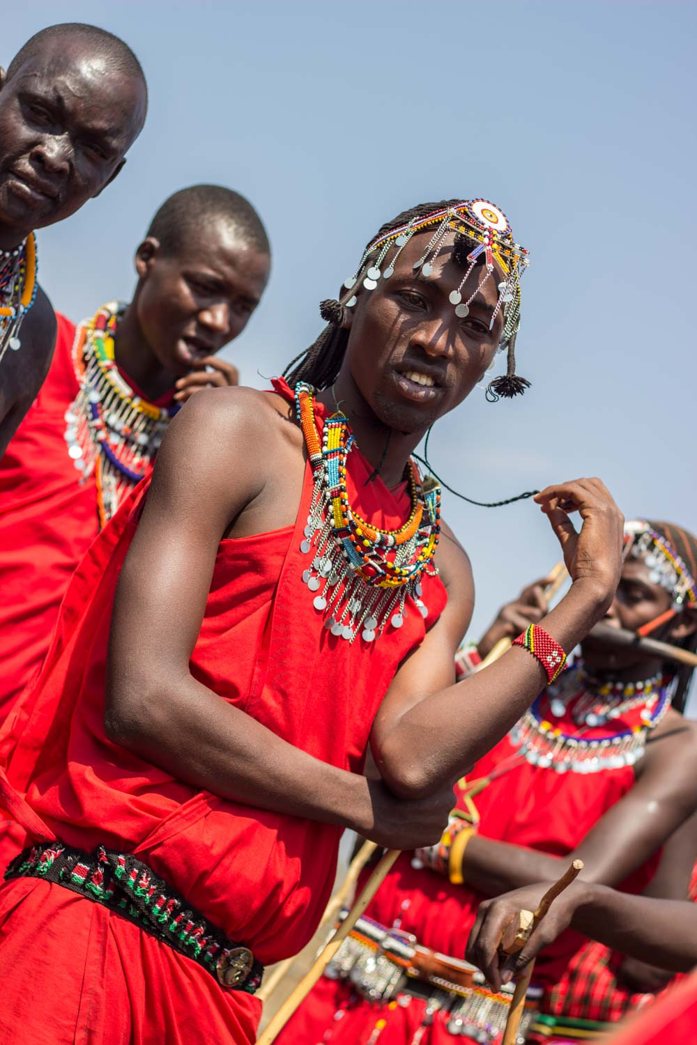 The Vibrant Colours and Jewellery Of East Africa