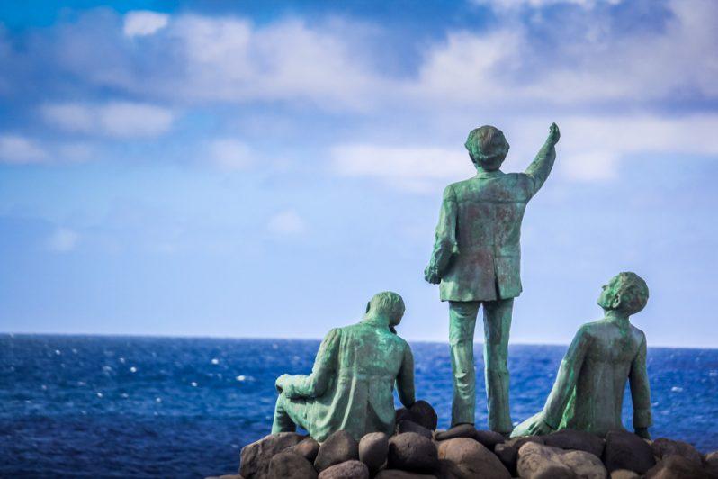 Memories Of A Visit to Agaete, Gran Canaria
