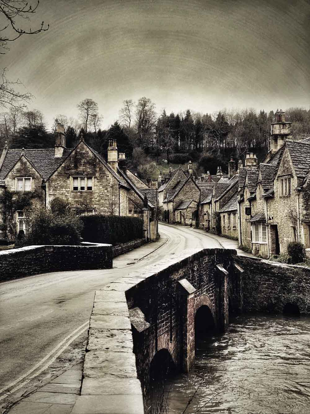 Image Castle Combe, A Visit To The Pretty Wiltshire Village