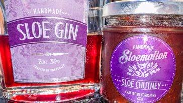 Life On The Hedge - Sloe Gin
