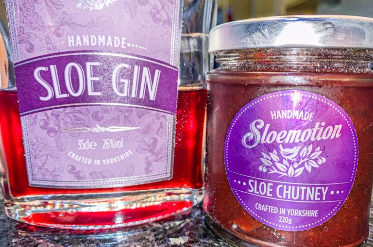 Life On The Hedge – Sloe Gin, A Perfect Summer Drink