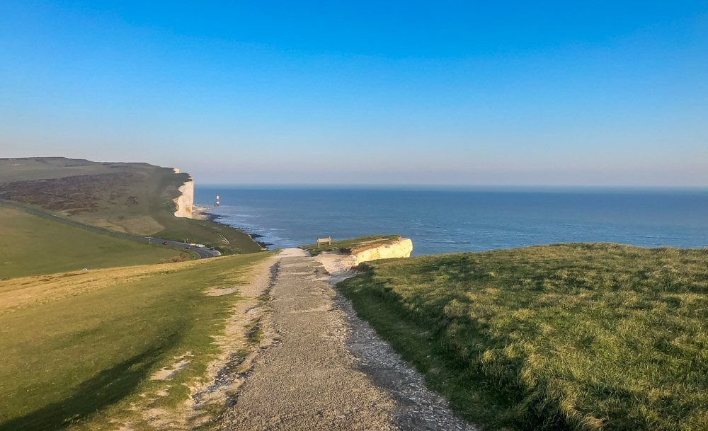 seven-sisters-view Birling Gap and The Seven Sisters – A Beautiful Coastal Walk