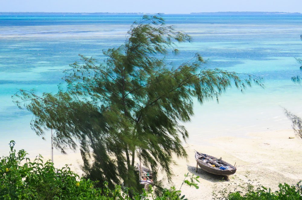 Mafia Island - A Tropical Tanzania Castaway